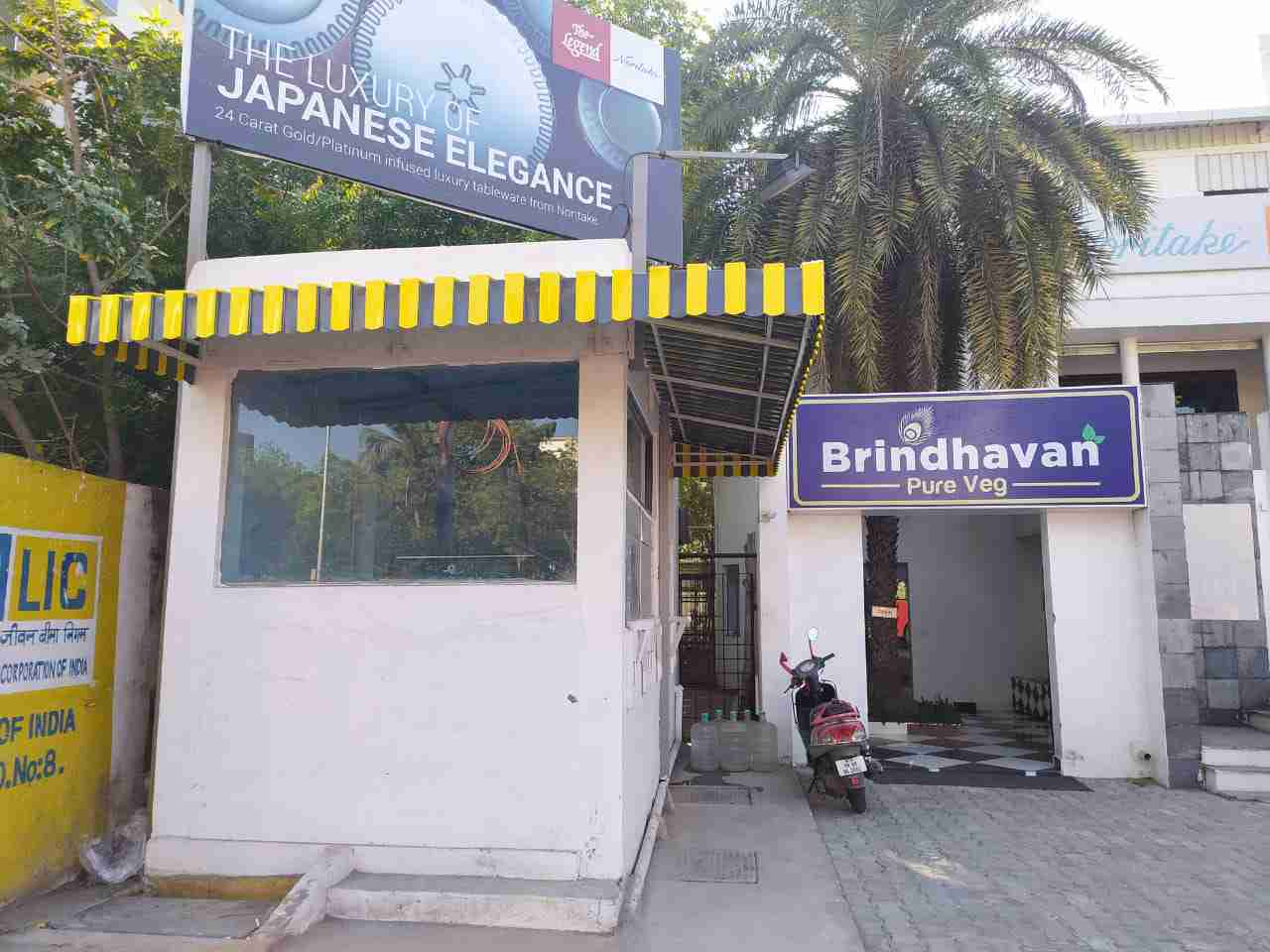 Aluminium Awnings Work Done In Chennai March 2020