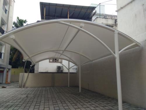 Tensile Roofings
